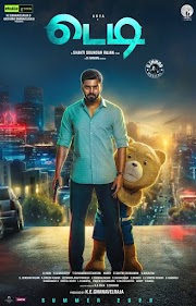 Download Teddy (2021) Tamil HD Full Movie | Arya, Sayyeshaa Saigal