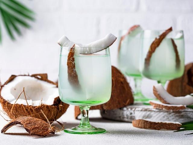 Degan (Coconut Juice)