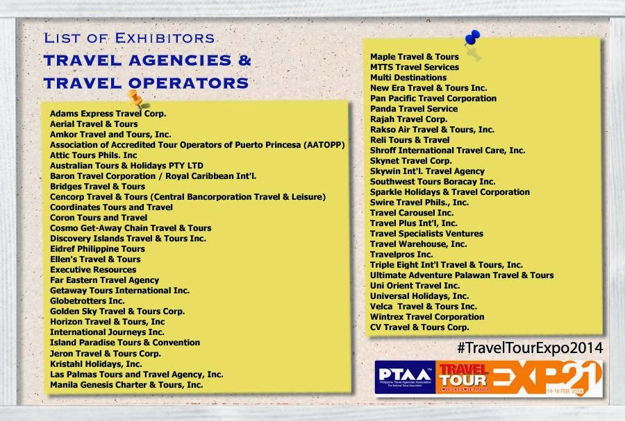 Manila Shopper Travel Amp Tour Expo At Smx Convention