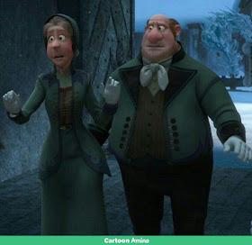 Disney Pixar Toy Story que le temps a oublié le dignitaire religieux.
