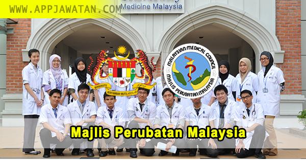 Iklan Jawatan kosong (RASMI) di Majlis Perubatan Malaysia