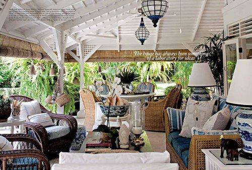 Driftwood Interiors: Bali beauty