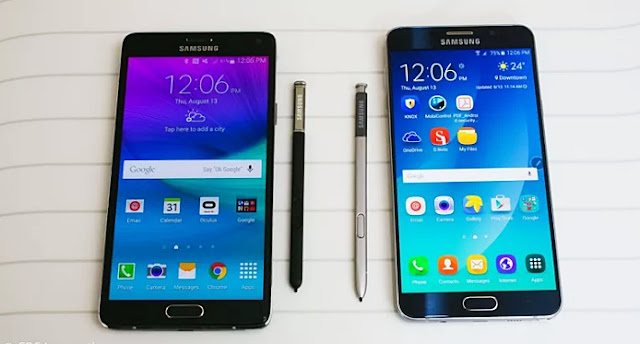 Fitur Canggih Samsung Galaxy Note 5 yang Buat Kita Langsung Jatuh Hati