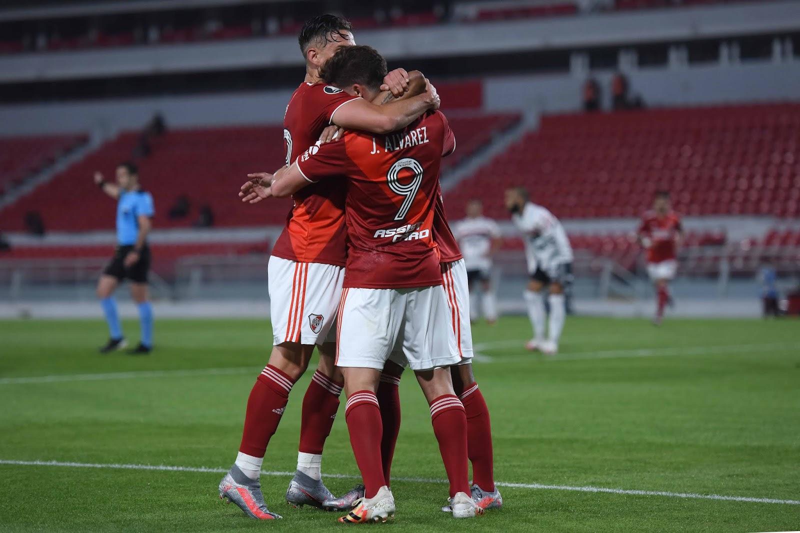 River eliminó a San Pablo de la Copa Libertadores