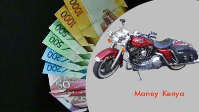 Boda boda Logbook loans