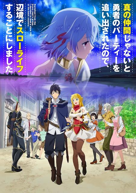 Anime 'Shin no Nakama' Revela Data de Estreia em novo Trailer