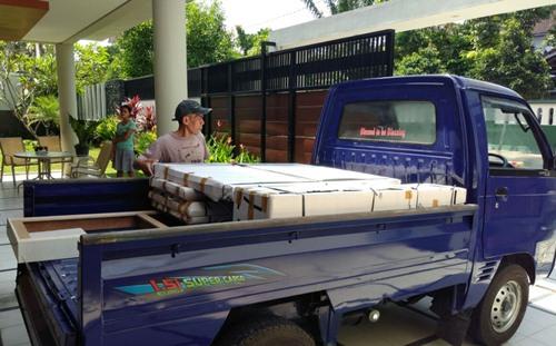 Carter Mobil Pick Up Tulungagung