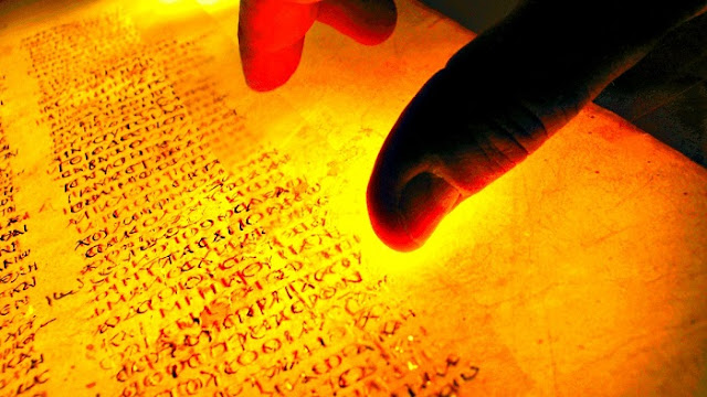 Ancient texts rejected by scholars