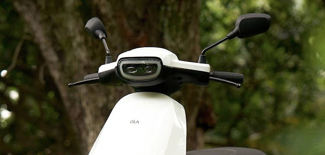 OLA S1 Electric Scooter   Colours, Review, Specification and Price,