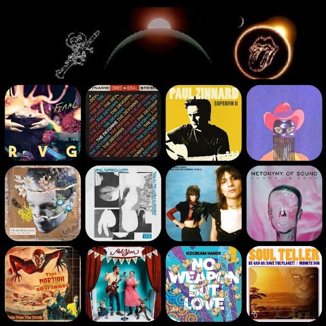 10 recomendaciones discográficas del 2020