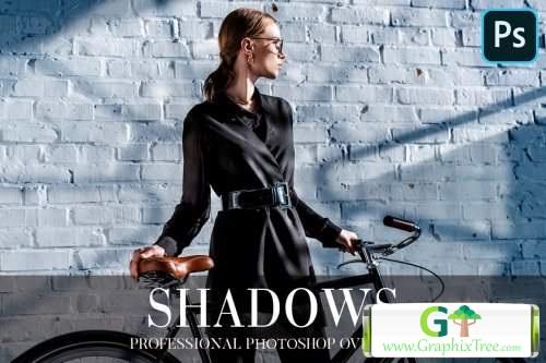 Shadows Overlays Photoshop [Stock Image] [Objects & Elements]