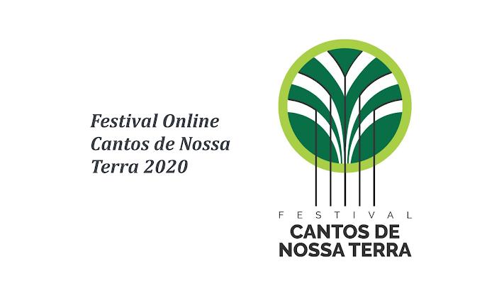 Festival Online Cantos de Nossa Terra