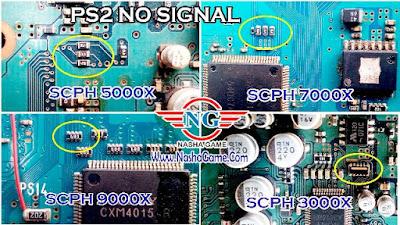 PS2 NO SIGNAL