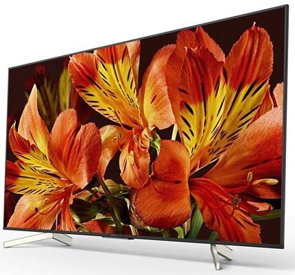 Sony KD-43XF8596: panel 4K de 43'' con tecnología 4K X-Reality PRO