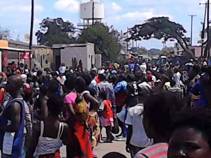 5 Photos: Foreigners killed as Zenophobic attacks erupt in Zambia