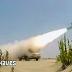 """Nuevos misiles de crucero iraníes alcanzan """"con gran precisión"""" blancos a 280 km en un ejercicio en el golfo de Omán"""