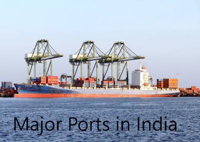 Major+Ports+in+India