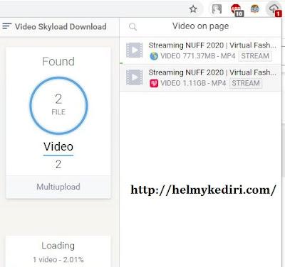 Menggunakan ekstensi browser3