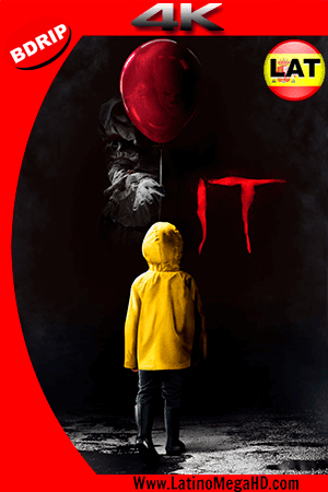 It (2017)  Latino Ultra HD 4K HDR REMUX 2160P - 2017