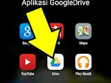 Aplikasi Penyimpanan Google Drive