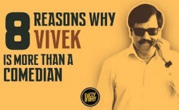 8 Reasons Why Vivekh Is More Than A Comedian | Fully Filmy Rewind