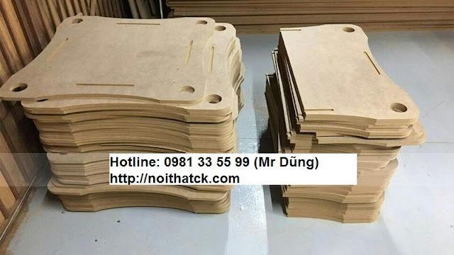 Gia Công Cắt CNC Gỗ Giá Rẻ Tại HCM 0