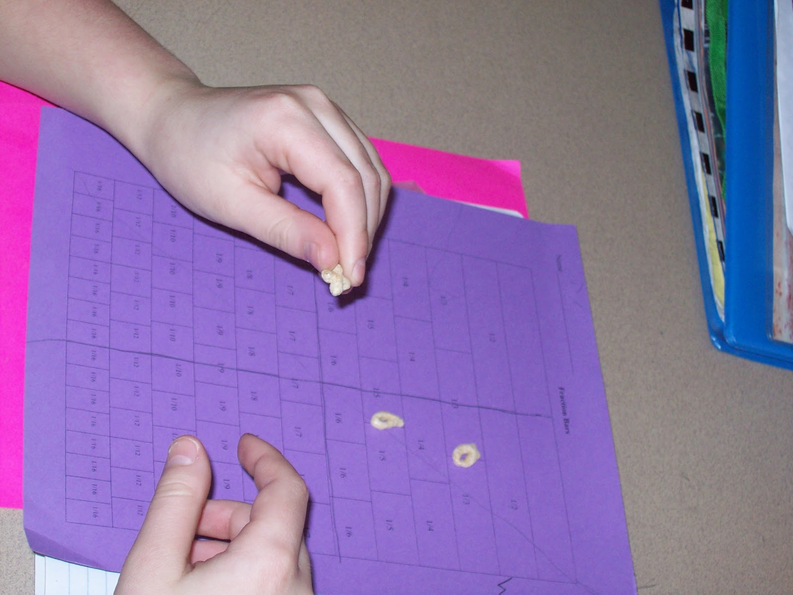 Comparing Fractions With Fraction Bars