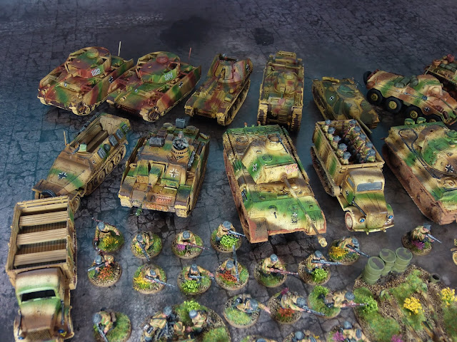 Warlord Games bolt action german army