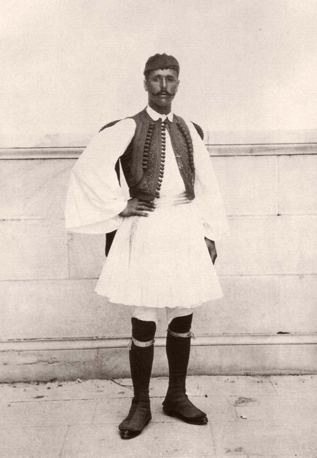 Spyridon Louis, a previously unrecognised water carrier, won the event to become the only Greek athletics champion and a national hero.