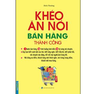 Khéo Ăn Nói Bán Hàng Thành Công (Bìa Mềm)(Tái Bản) ebook PDF-EPUB-AWZ3-PRC-MOBI