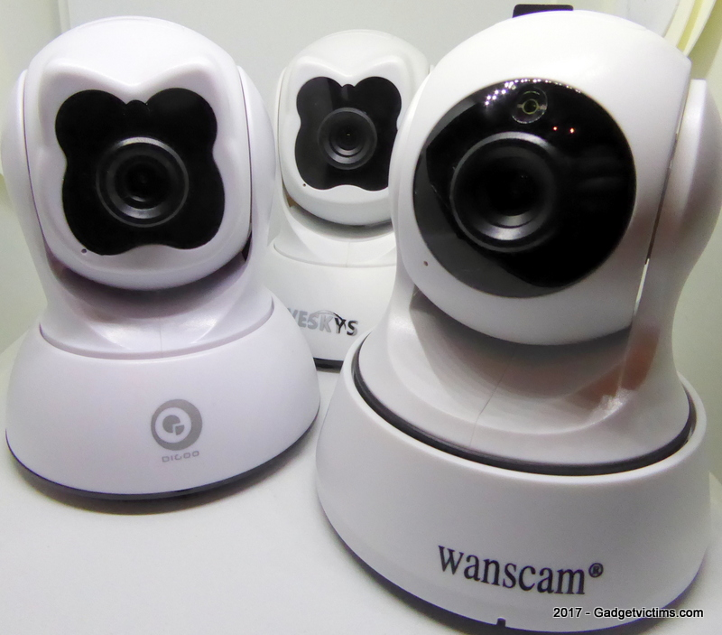 Wanscam HW0036: same as Digoo BB-M2 with same flaws - Gadget