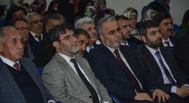 Diyarbakır'da Burhan İşliyen için veda programı düzenlendi