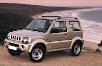 The venerable Suzuki Jimny - Subcompact Culture