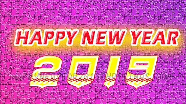 Happy New Year 2019 Greetings SMS