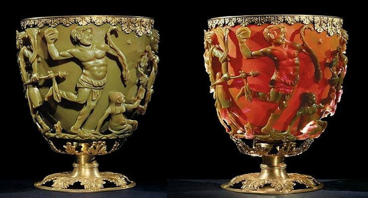 Κύπελλο του Λυκούργου: Ένα έργο τέχνης της αρχαίας… νανοτεχνολογίας!