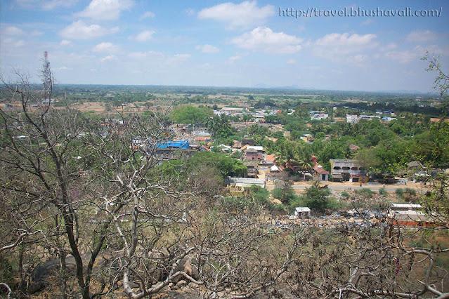 View from Viralimalai Murugan Temple