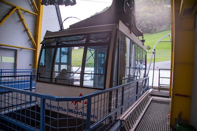 Gipfelweg Zamangspitze  Wandern Silvretta-Montafon  Vorarlberg 03