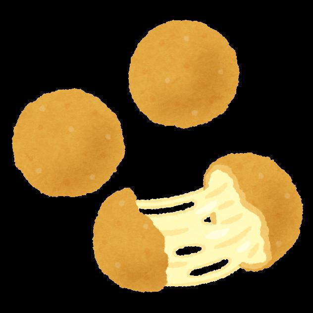 イラスト チーズ ドック