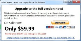 AdwCleaner - Free Adware,Spyware Remover For Windows