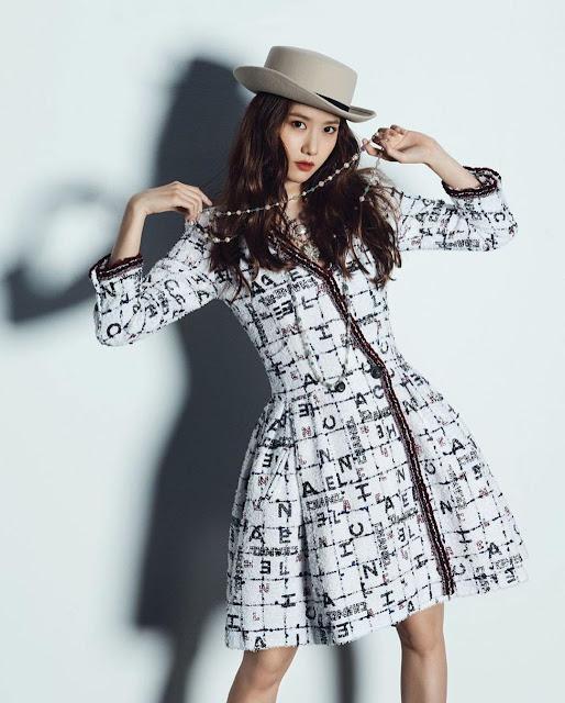 SNSD YoonA Magazine 2020