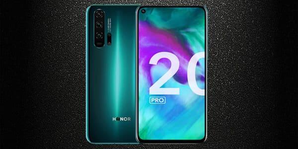 هواوي تستعد لإطلاق هاتف Honor 20 Pro