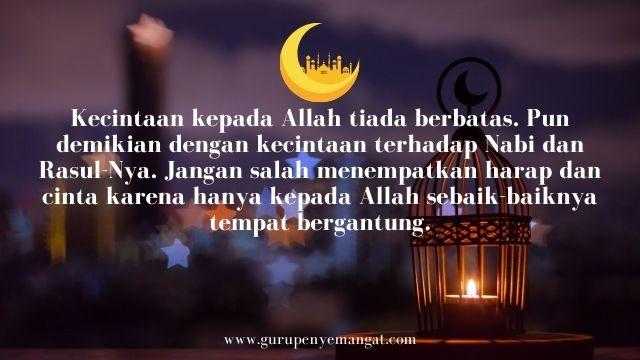 Kata Bijak Tahun Baru Islam 1443 Hijriah