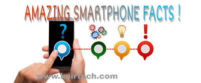 Amazing Smartphone Facts You Didn't Know