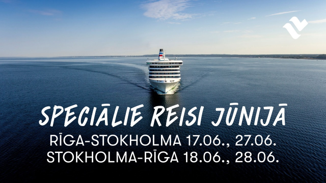Riga - Stockolm