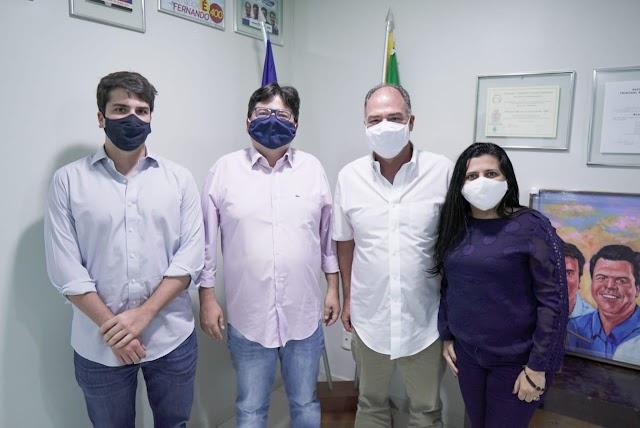 Oposição em Dormentes Marchará Unida nas Eleições 2020 com Roniere Reis na Cabeça da Chapa
