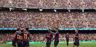 جدول ترتيب وهدافي الدوري الإسباني 2018 بعد منافسات الجولة الثالثة