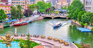 türkiye'de ekonomik tatil yerleri eskişehir