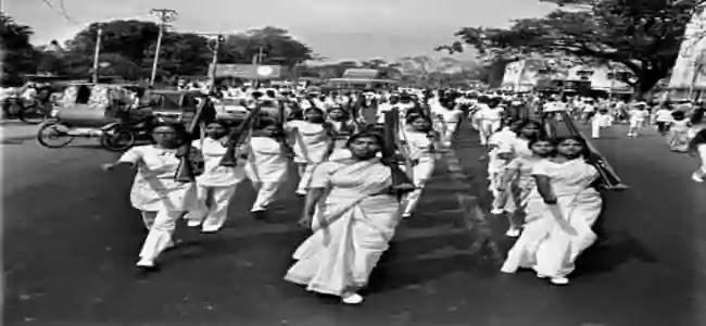 অহিংস অসহযোগ আন্দোলনে নারীদের ভূমিকা