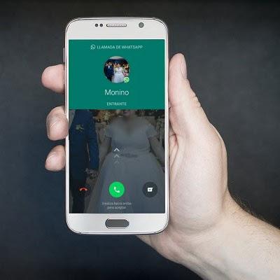 تسجيل مكالمات الفديو ف تطبيق واتساب WhatsaApp