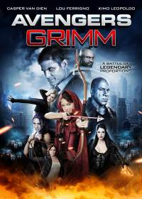 Avengers Grimm - Time Wars 2018 Hindi Dubbed Dual Audio 480p
